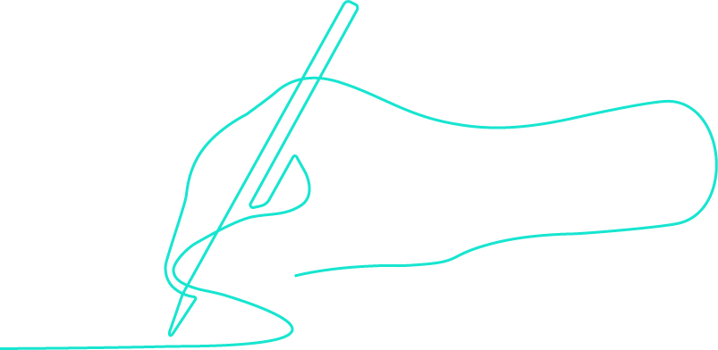 Naes - illustration main dessin