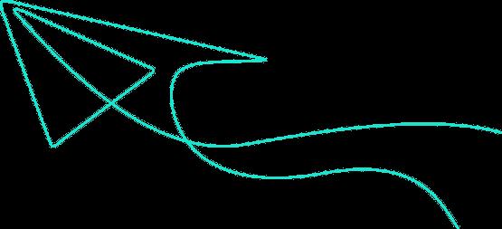 Naes - illustration avion papier