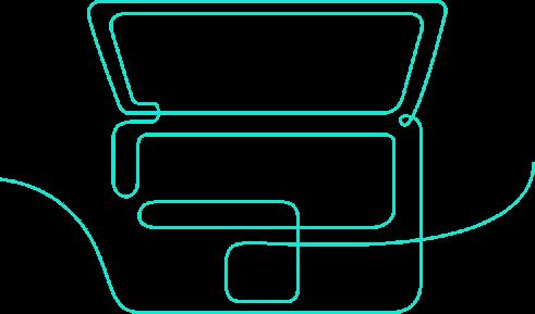 Naes - illustration ordinateur