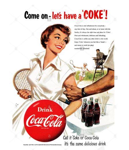 optimiser publicité Facebook Instagram - illustration Coca Cola
