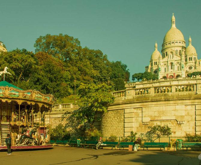 Cas client Naes - FIlm France - visuel manège Montmartre